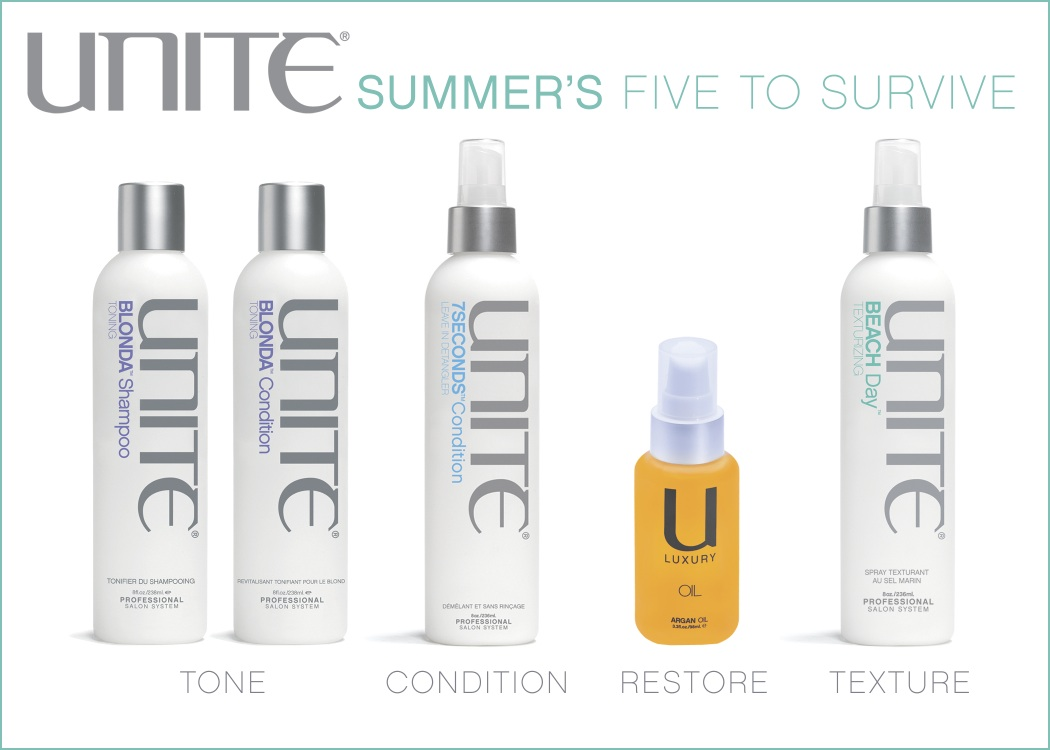 Summer's Five to Survive